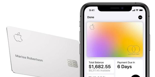 Apple Card interest levels surprisingly high