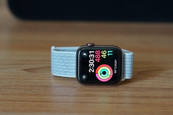 Apple Watch Series 4 9