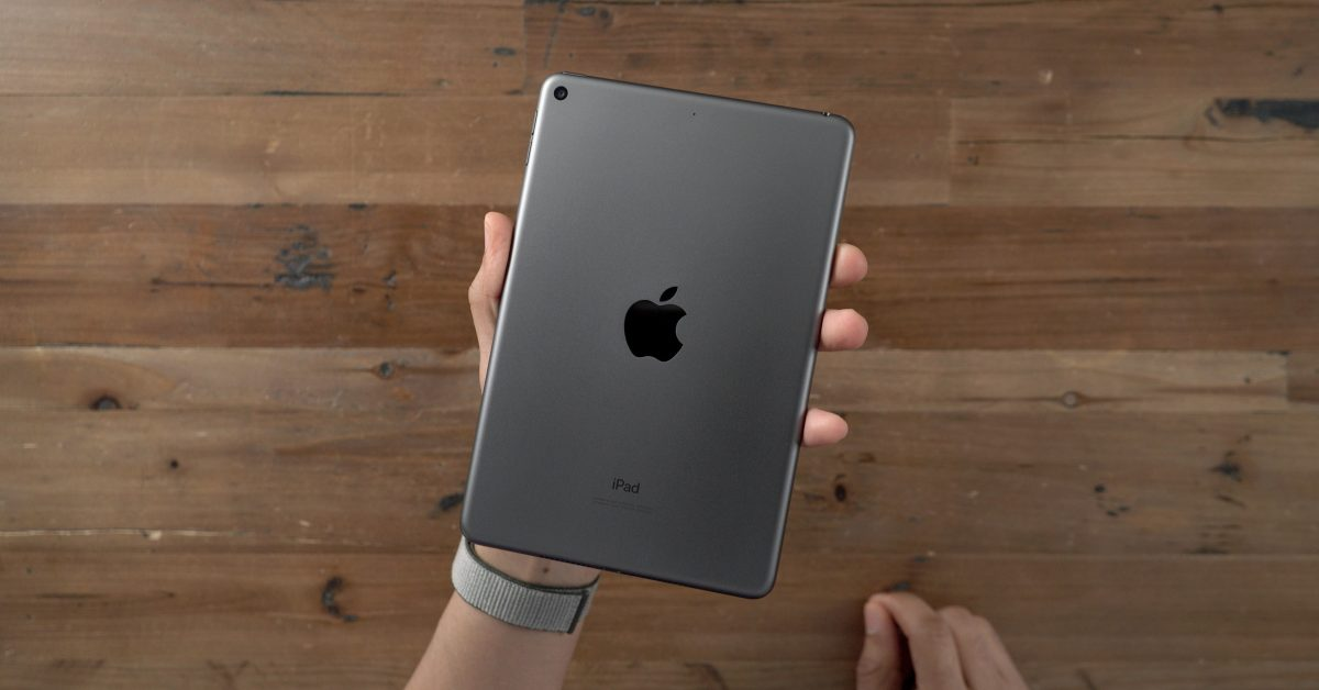 Opinion: Here's what it's like using the iPad mini 5 in 2021 - 9to5Mac