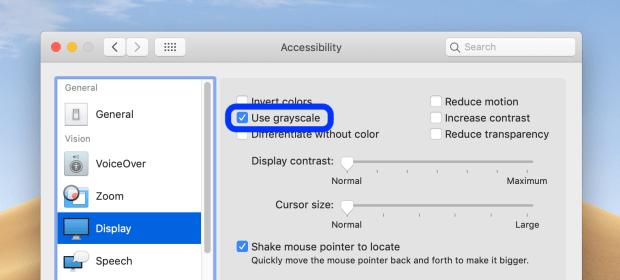 grayscale Mac walkthrough 3