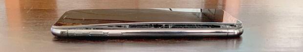 Swollen battery on iPhone X