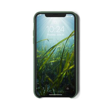 Nimble recycled iPhone case exterior