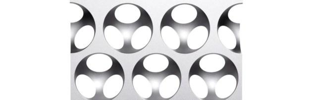 2019 Mac Pro lattice grille design