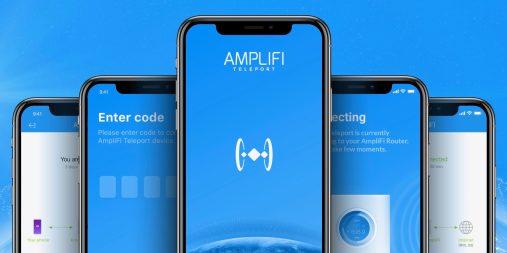 AmpliFi Teleport free VPN