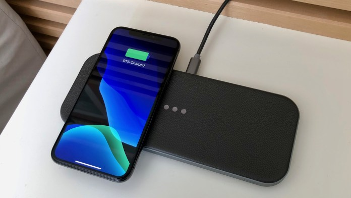 Catch 2 premium iPhone wireless charger
