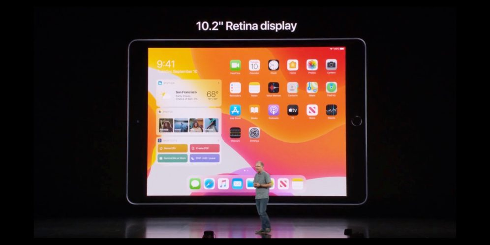 10.2-inch iPad seventh generation