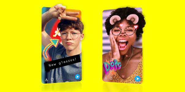 Snapchat 3D selfie feature available exclusively on the iPhone X ...