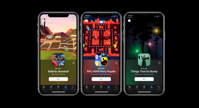 Apple Arcade new games October 18