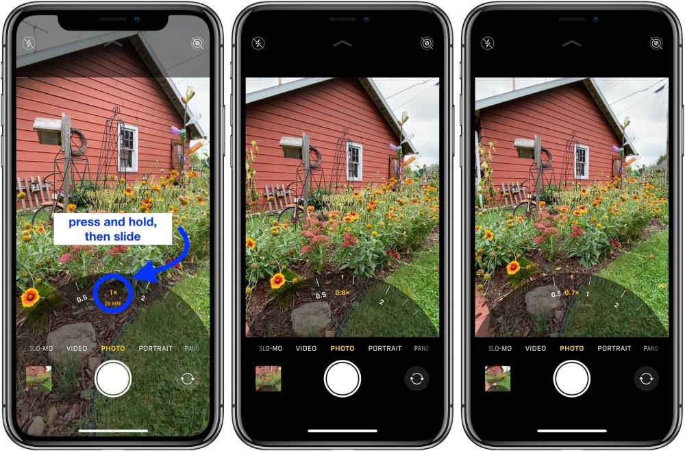 Как использовать сверхширокоугольную камеру iPhone 11 и 11 Pro, пошаговое руководство 2