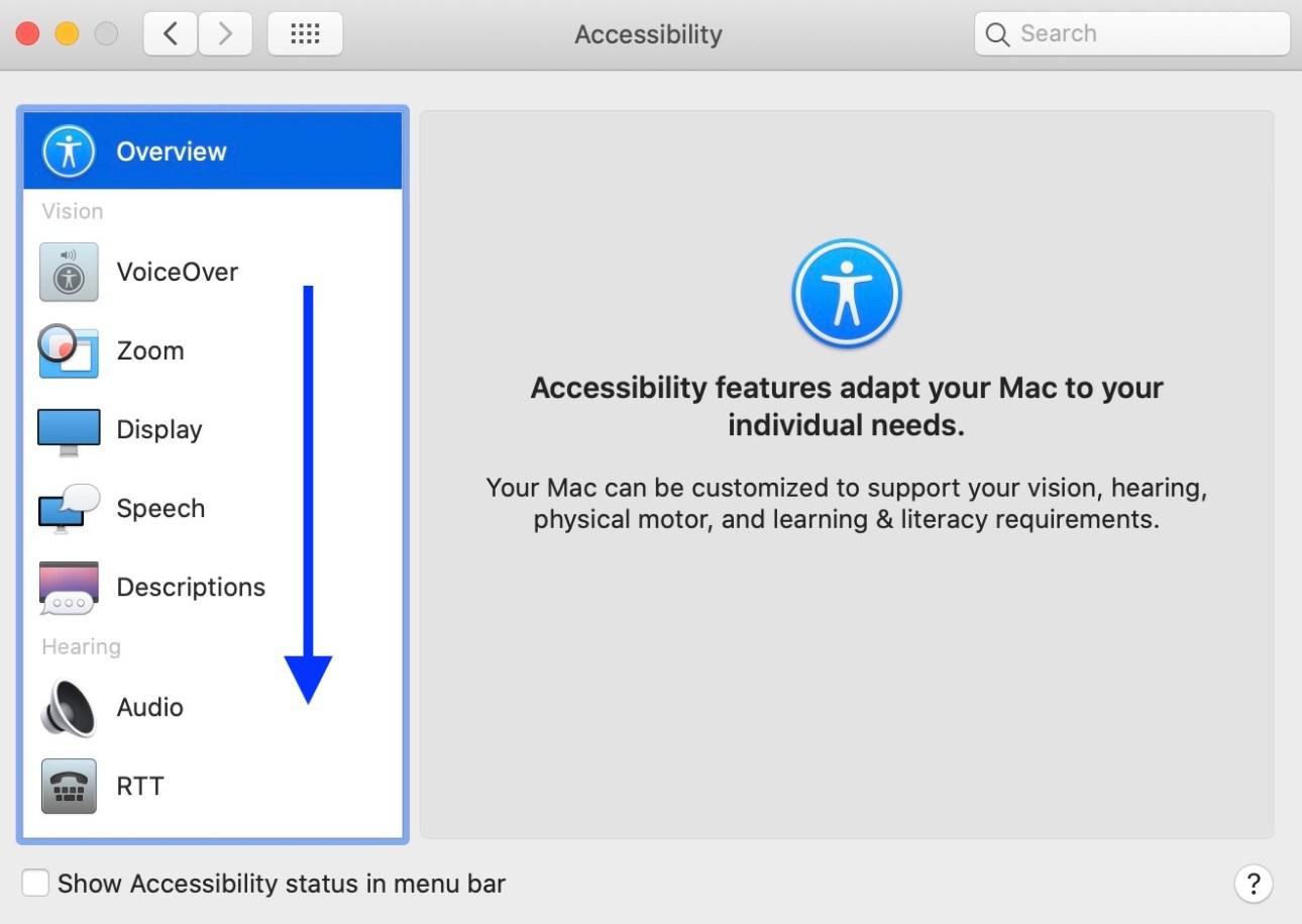 Как начать использовать голосовое управление Mac macOS Catalina walkthrough 1