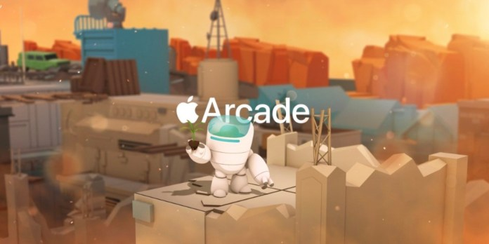 Apple Arcade new game 1/3