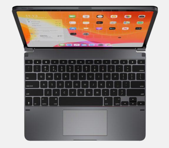 Brydge iPad keyboard with trackpad