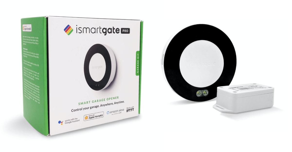 Ismartgate Pro Is An Easy To Install Homekit Garage Door Opener 9to5mac