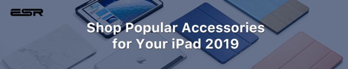 ESR iPad Accessories