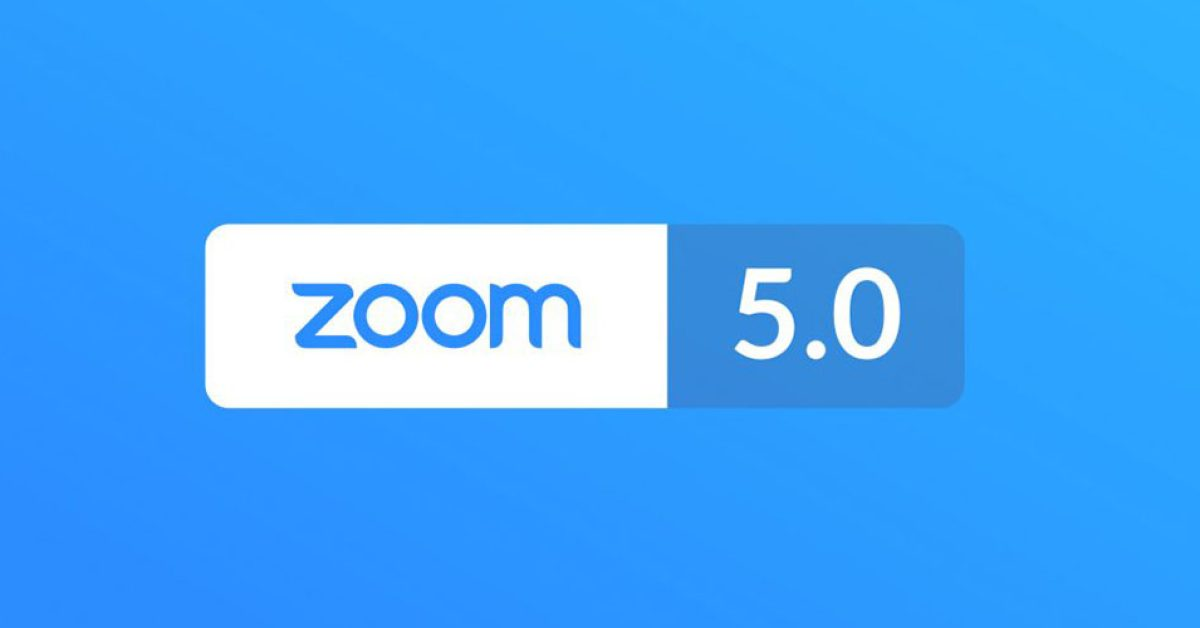[Now arriving after delay] Zoom 5 offers new security and privacy features