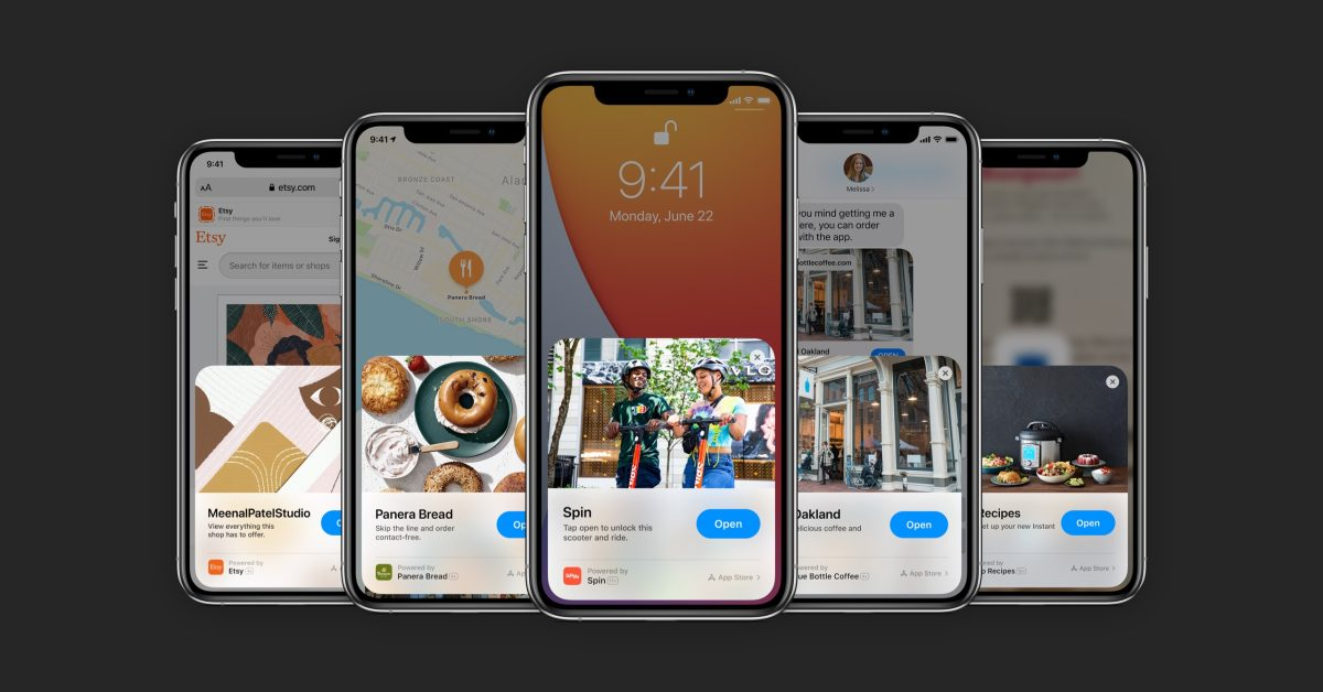Here's how iOS 14's new App Clips feature will work - 9to5Mac