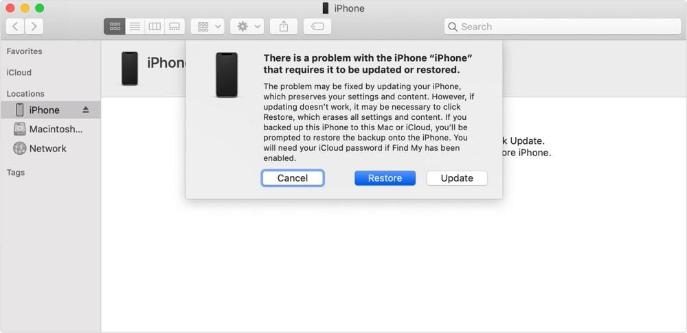 Как перейти с iOS 14 прохождение 2