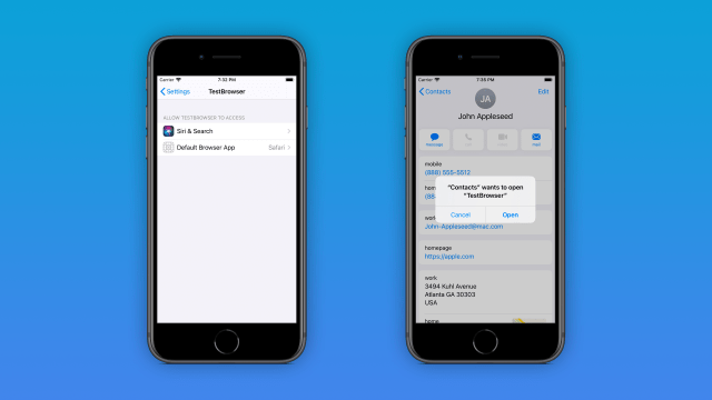 iOS 14: Here's an early look at how you'll be able to change ...