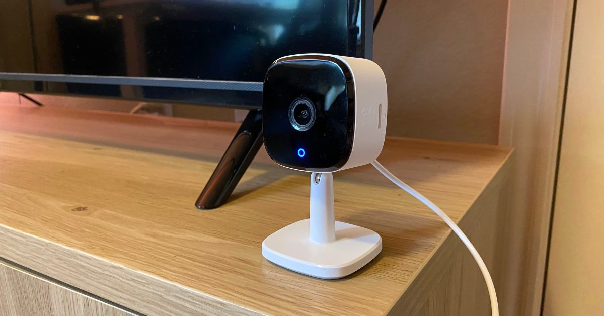 Hands-on with Eufy's HomeKit Secure Video camera that costs less than an Apple dongle - 9to5Mac