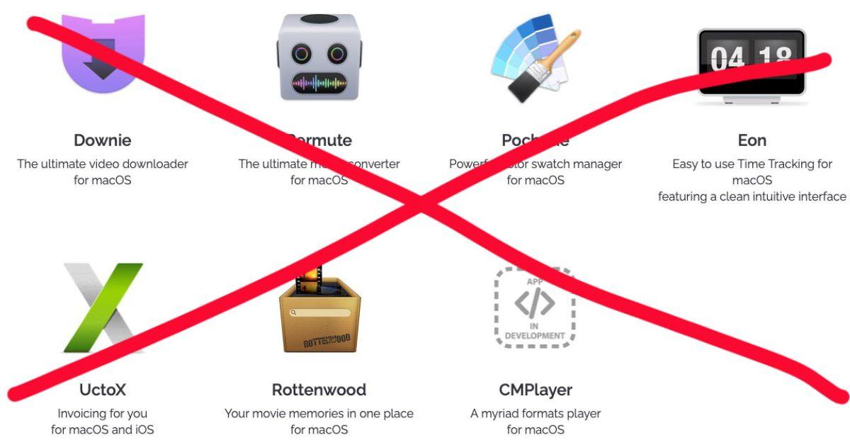 Mistake by Apple kills all Mac developer's apps - 9to5Mac
