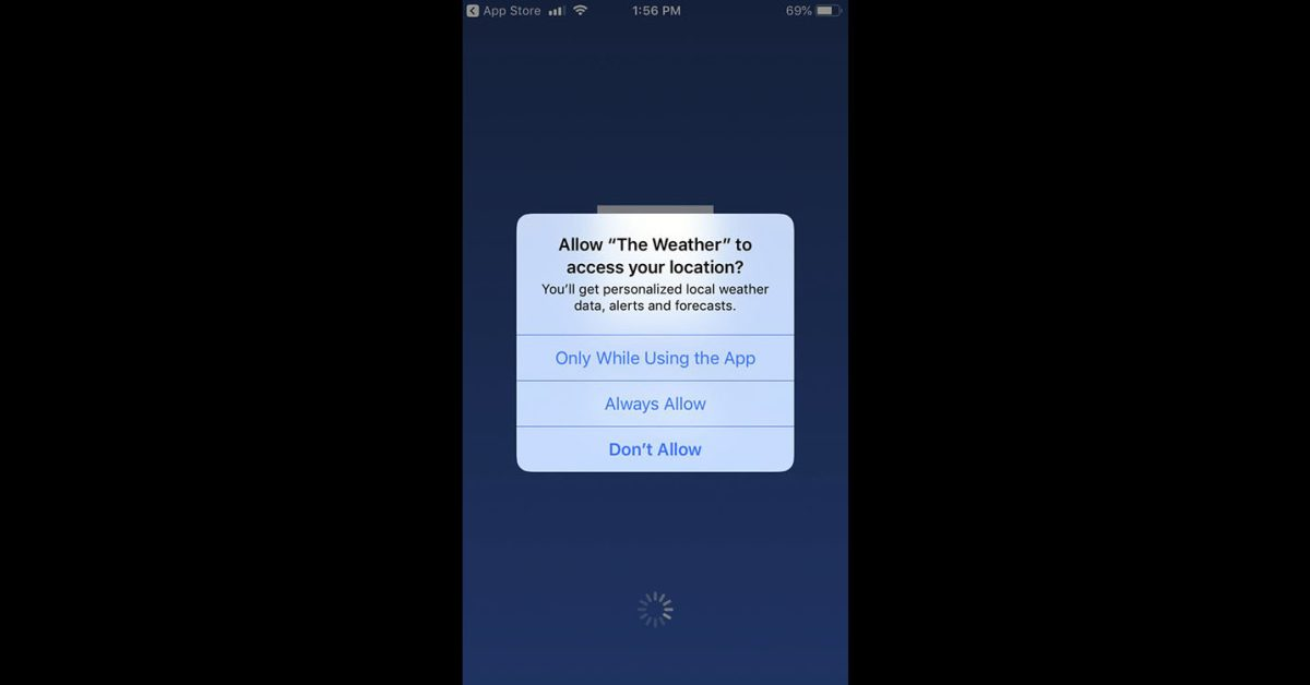 The Weather Channel app settles suit over selling location data - 9to5Mac