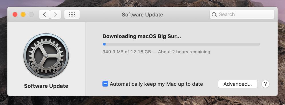 How to install macOS Big Sur walkthrough 3