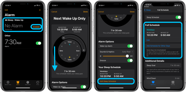 iPhone: How to use new iPhone alarms in iOS 14 walkthrough 2