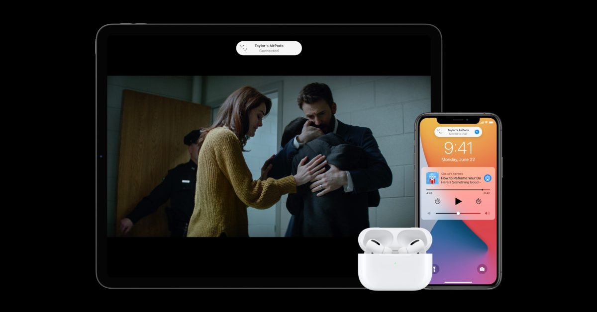 iOS 14: How to stop your AirPods automatically switching from iPhone to iPad - 9to5Mac