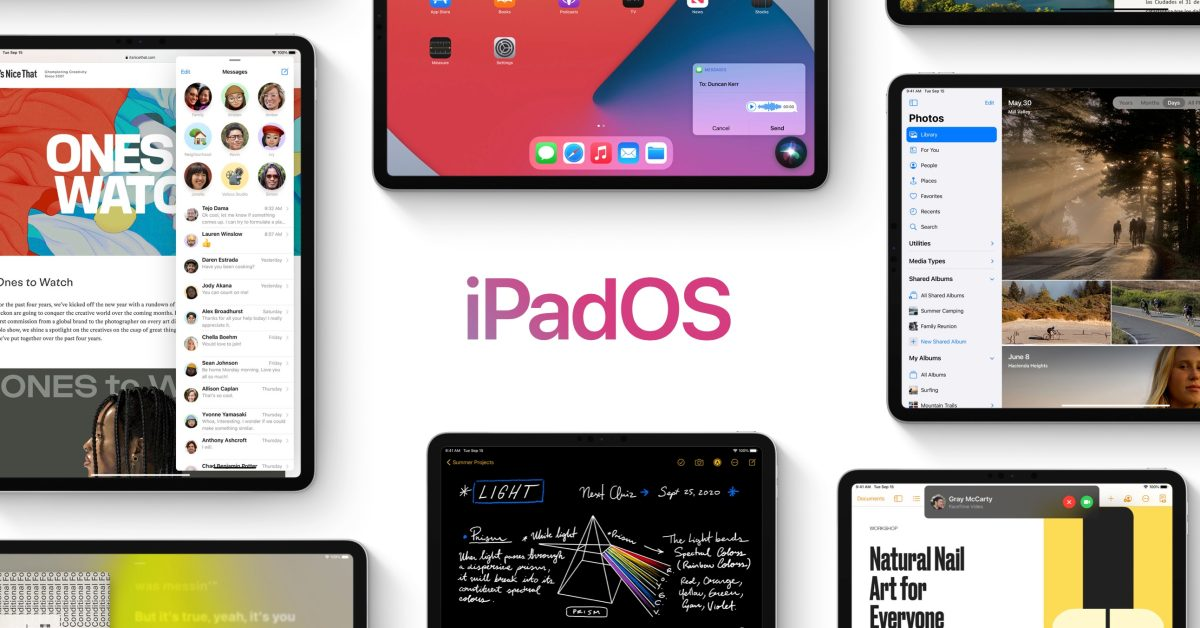 iPadOS 14.5 brings emoji search and new landscape boot screen to the iPad - 9to5Mac
