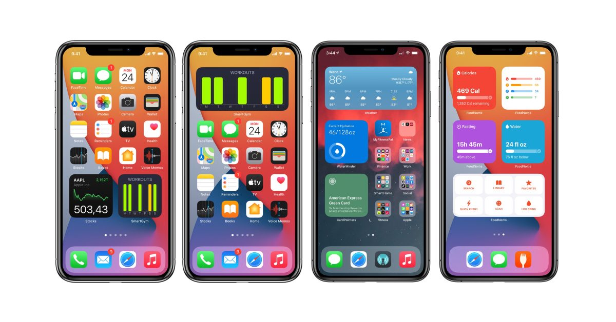 These iOS 14 apps provide home screen widgets and more