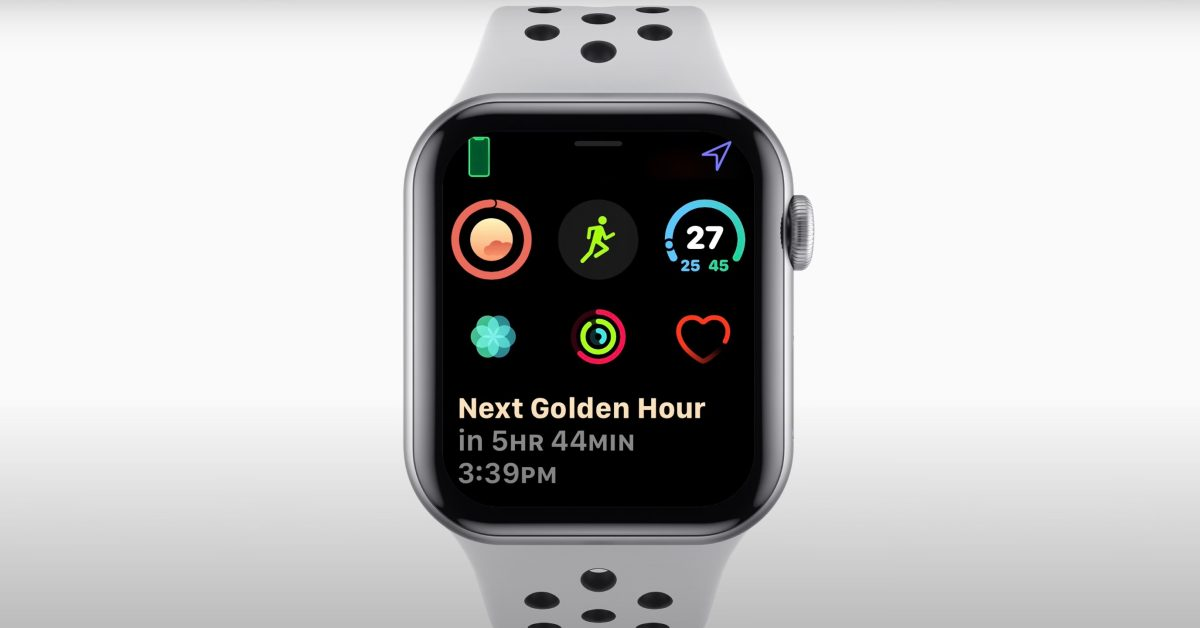 Video: watchOS 8 concept imagines support for complications in Control Center on Apple Watch - 9to5Mac