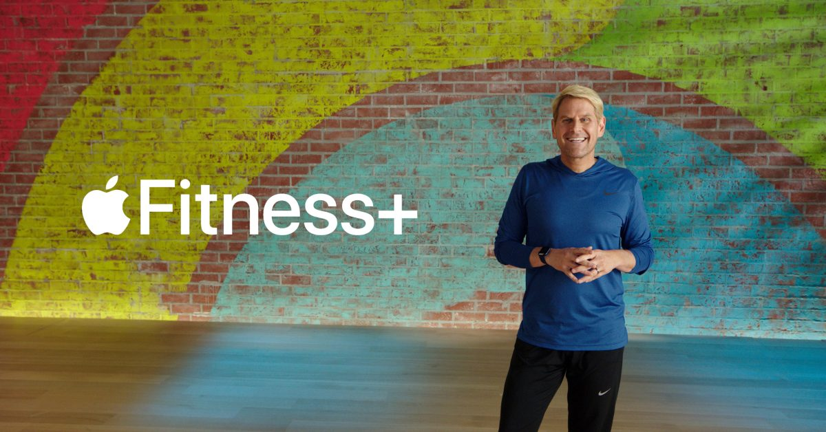 photo of Apple's Jay Blahnik talks Fitness+, metrics as motivation, and more in podcast interview image