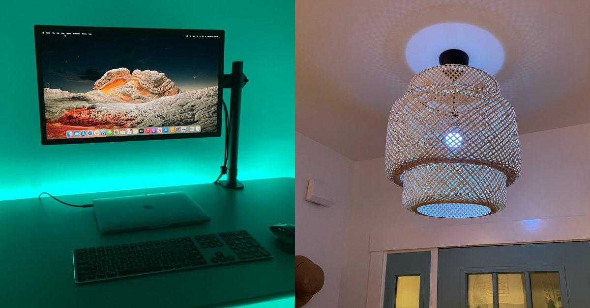 Nanoleaf Essentials HomeKit Bulb and Lightstrip – Review - 9to5Mac