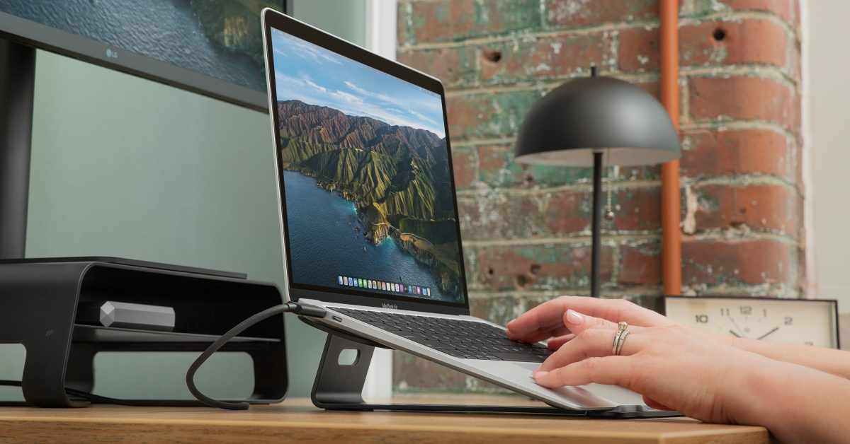 TwelveSouth unveils ParcSlope ergonomic stand for MacBook and iPad, coming to Apple Stores