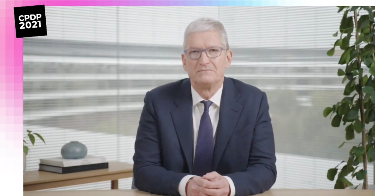 Tim Cook condemns Facebook business model, says valuing engagement over privacy leads to 'polarization' and 'violence' - 9to5Mac
