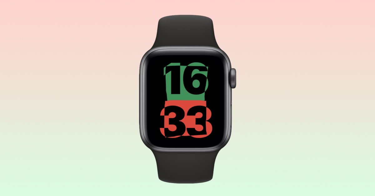 photo of Gallery: Here's a first look at the new watchOS 7.3 'Unity' watch face image