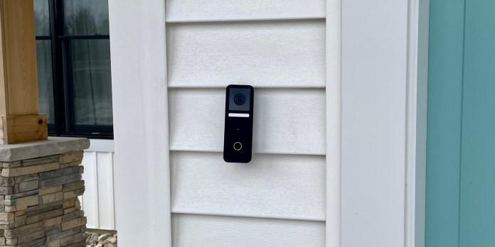 Logitech HomeKit doorbell review