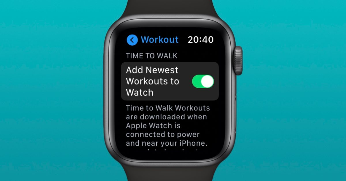 iOS 14.4 beta suggests guided audio walking workouts coming to Apple Watch - 9to5Mac