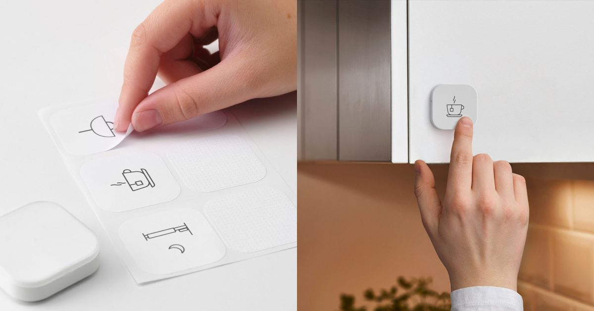 Ikea HomeKit support coming to motion sensor and button - 9to5Mac