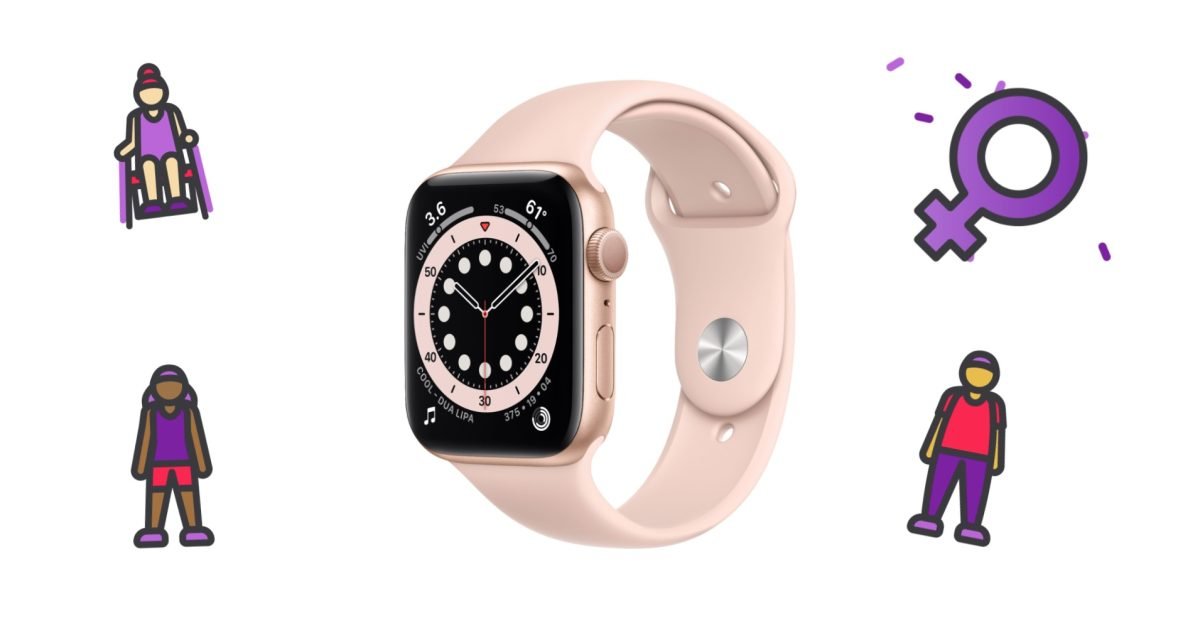 photo of Apple Watch users can workout to unlock a virtual trophy on International Women's Day image