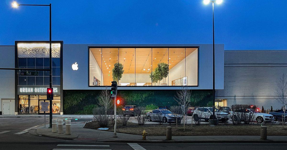 photo of Interactive: Explore the new Apple Cherry Creek in Denver image