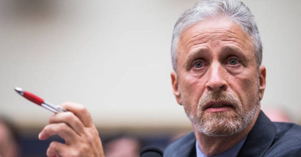 photo of Jon Stewart's current affairs series coming to Apple TV+ this fall, titled 'The Problem with Jon Stewart' image