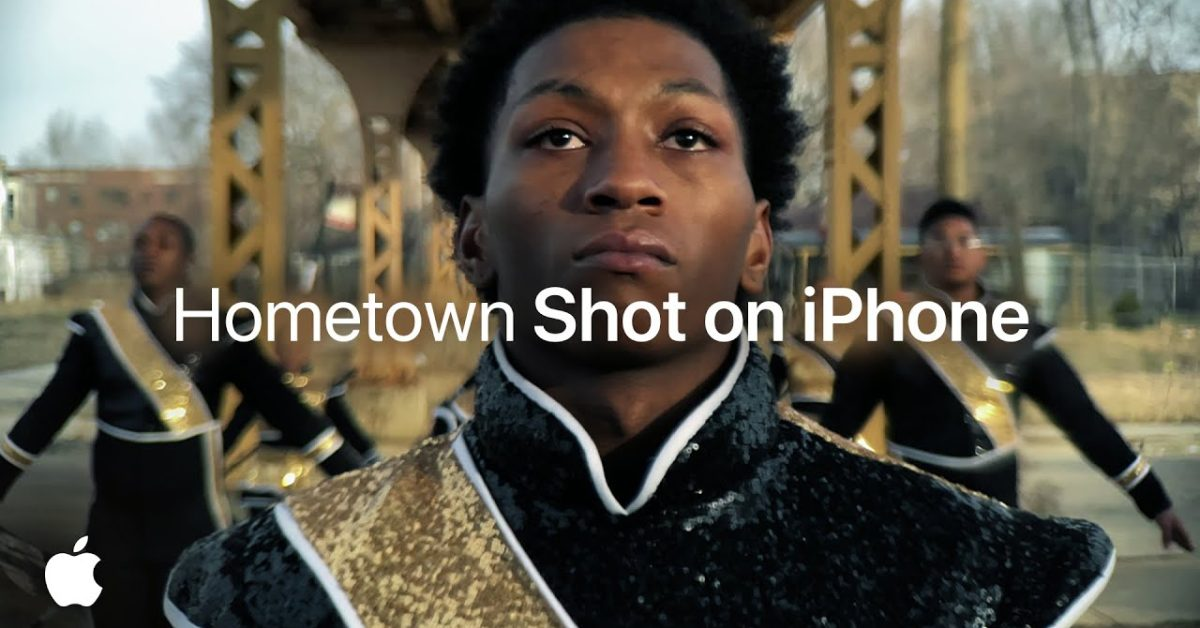 Apple shares new 'Hometown' Shot on iPhone video in honor of Black History Month