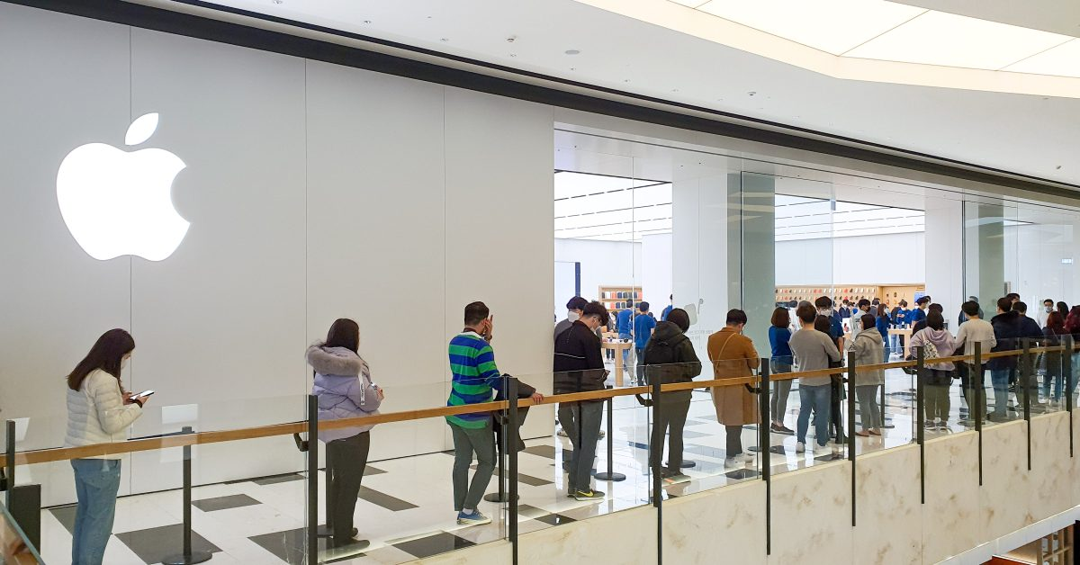 photo of Gallery: Apple Yeouido celebrates grand opening in Seoul image