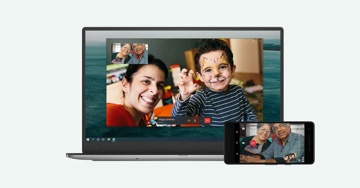 photo of WhatsApp brings end-to-end encrypted video and audio calls to its desktop app image