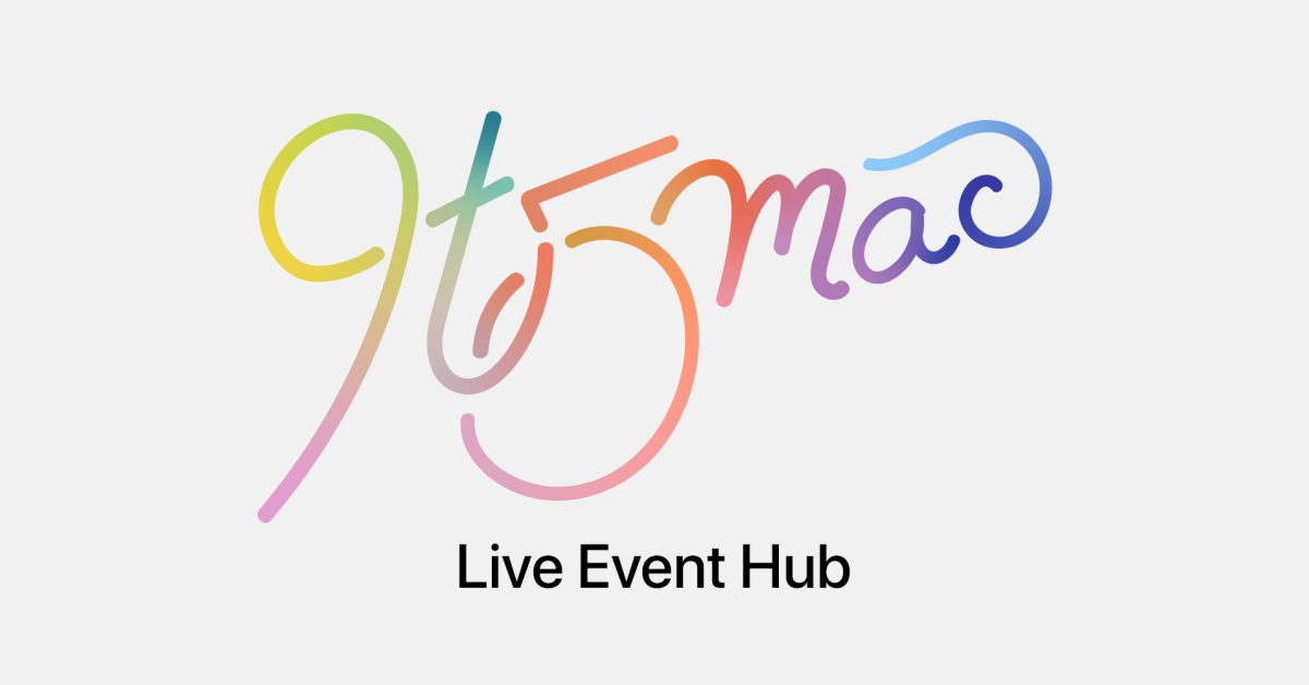 Apple 'Spring Loaded' April Event: Live Blog and full coverage - 9to5Mac