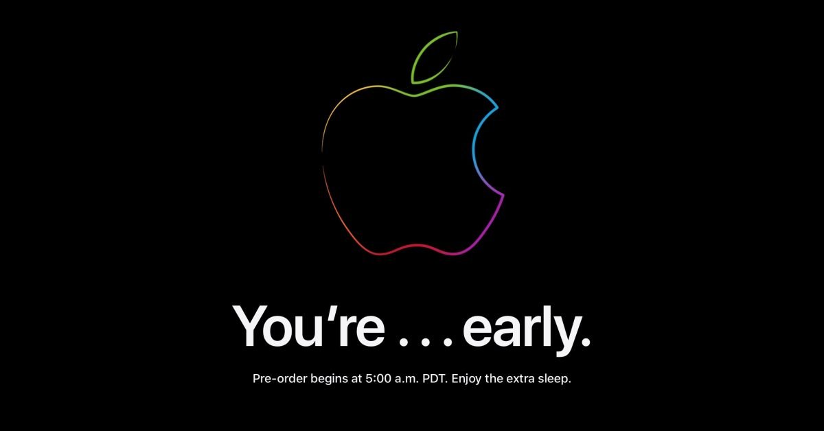 photo of Apple Store is down ahead of AirTag, purple iPhone 12 orders image