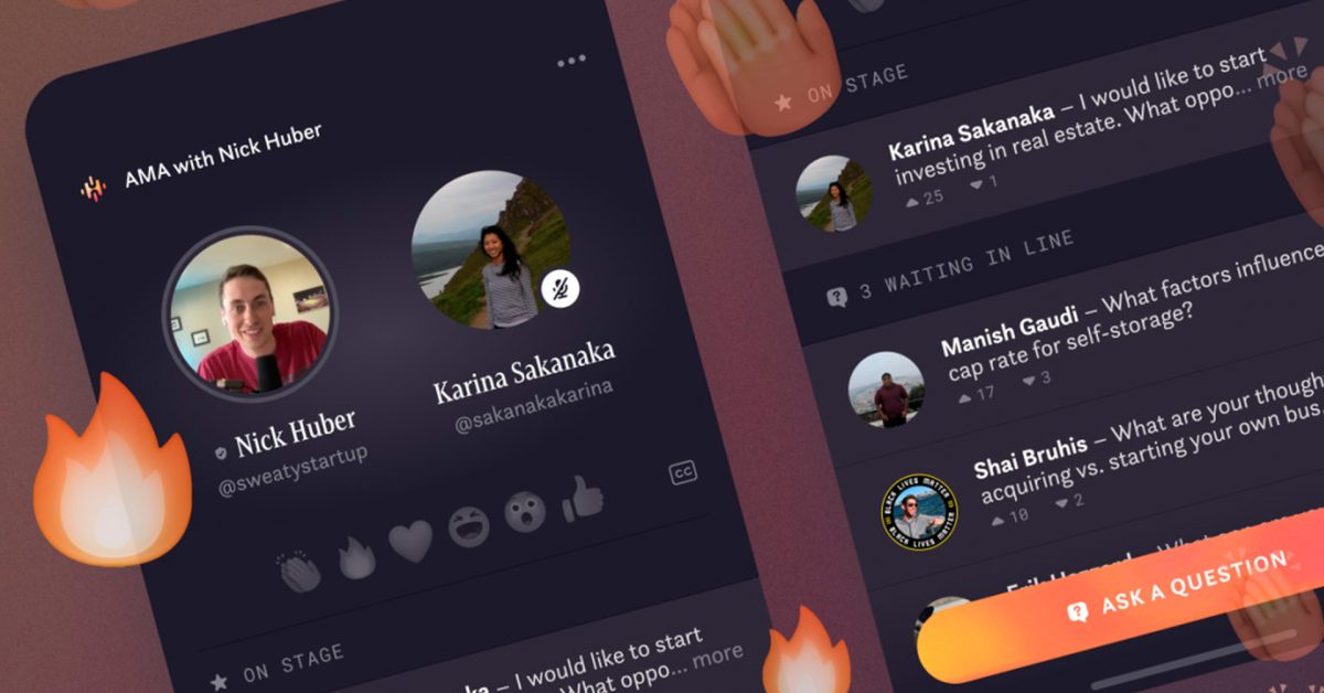 photo of Hotline is a new Facebook app that combos Clubhouse and Instagram Live image