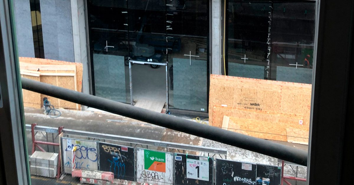 photo of Rumors about second Apple Store in Berlin gain traction with new construction pictures image