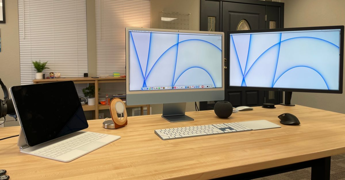Hands-on: First impressions after 72 hours with the all-new M1 iMac - 9to5Mac